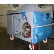Передвижной пенно-моющий комплекс с подогревом воды COMET (комплект)